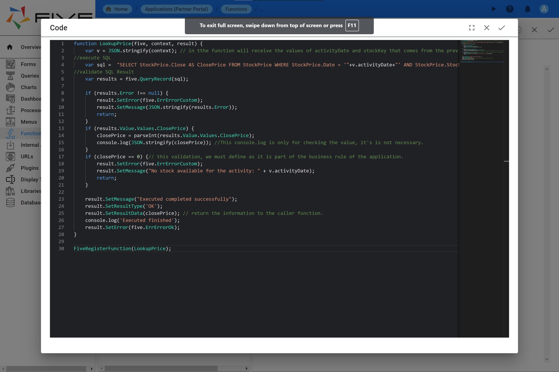 Inserting custom code into Five